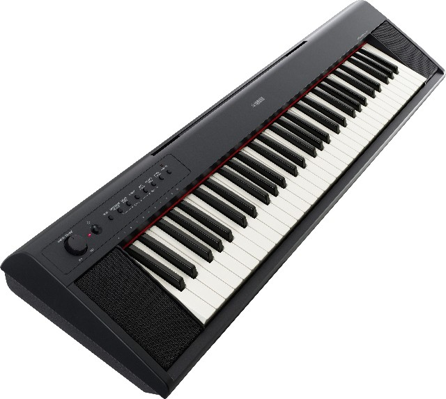 Yamaha np11 np 11 piano keyboard set kleines for Yamaha np11 piaggero