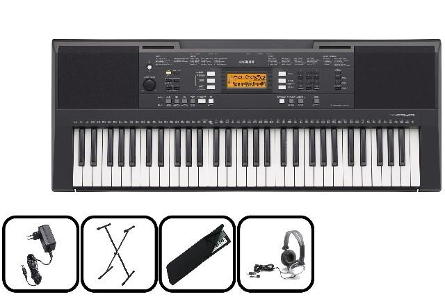 How To Set Temp On Yamaha Keyboard