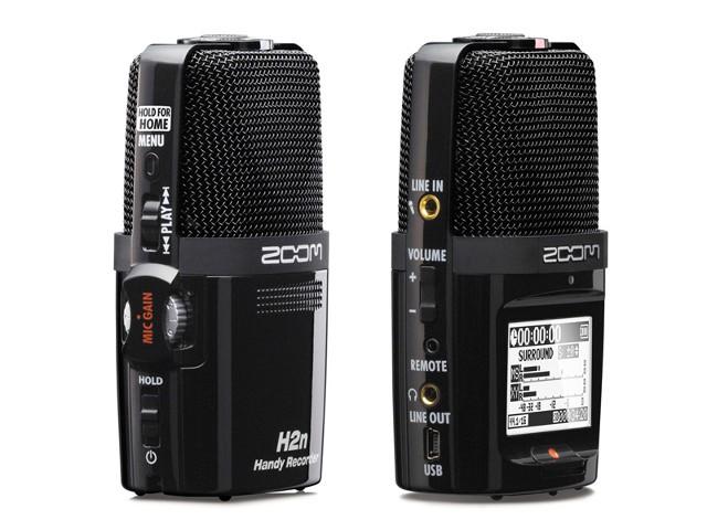zoom h2n digital recorder aufnahmeger t h2 n handyrekorder. Black Bedroom Furniture Sets. Home Design Ideas