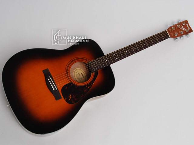neue yamaha westerngitarre f370 akustik gitarre f 370 tbs. Black Bedroom Furniture Sets. Home Design Ideas