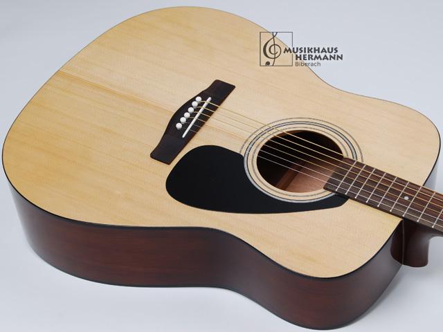neue yamaha westerngitarre f310 akustik gitarre f 310. Black Bedroom Furniture Sets. Home Design Ideas