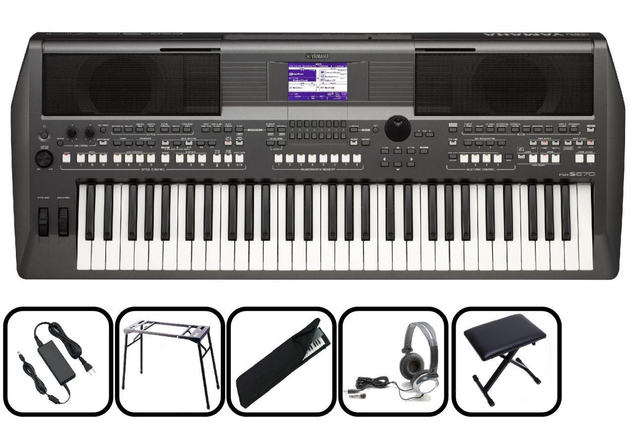 Yamaha Ypt   Bundle