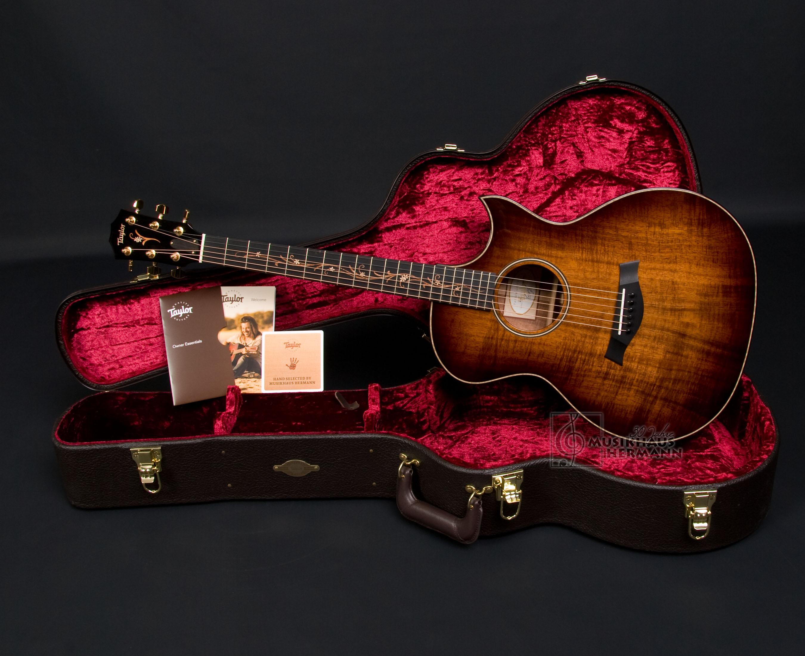 a6 3797 Taylor K24c Koa Custom