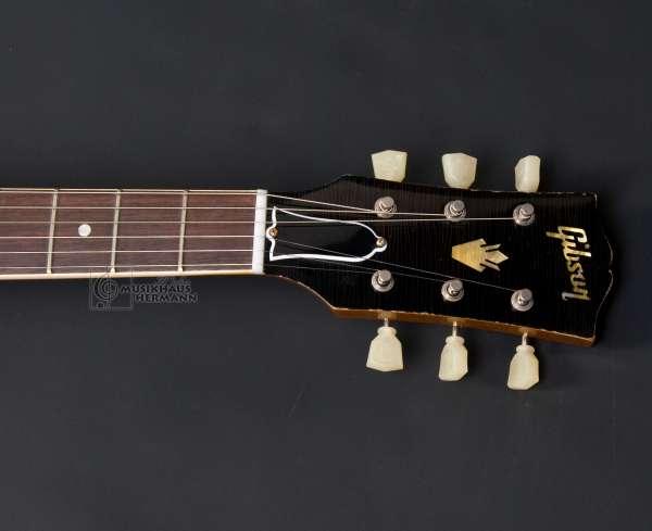 Gibson ES-335 Heavy Aged Custom Shop Nashville Reissue E-Gitarre ...