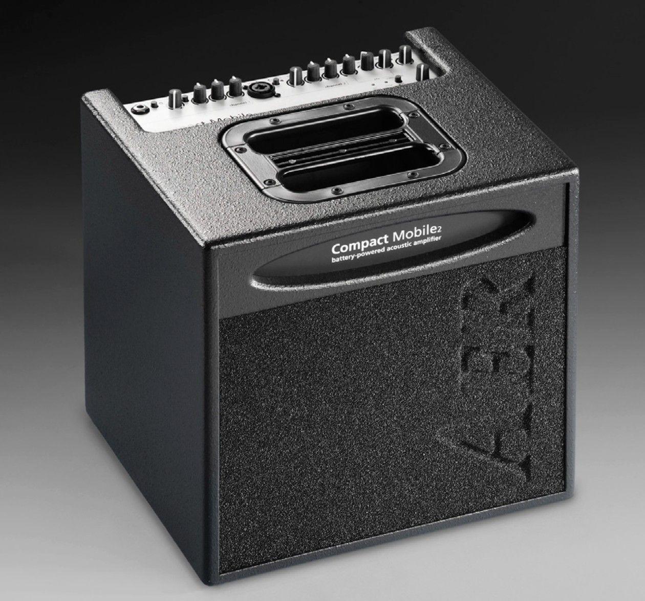AER Compact Mobile II Akustikverstärker 2 Eingänge - 60 Watt CompactMobileII