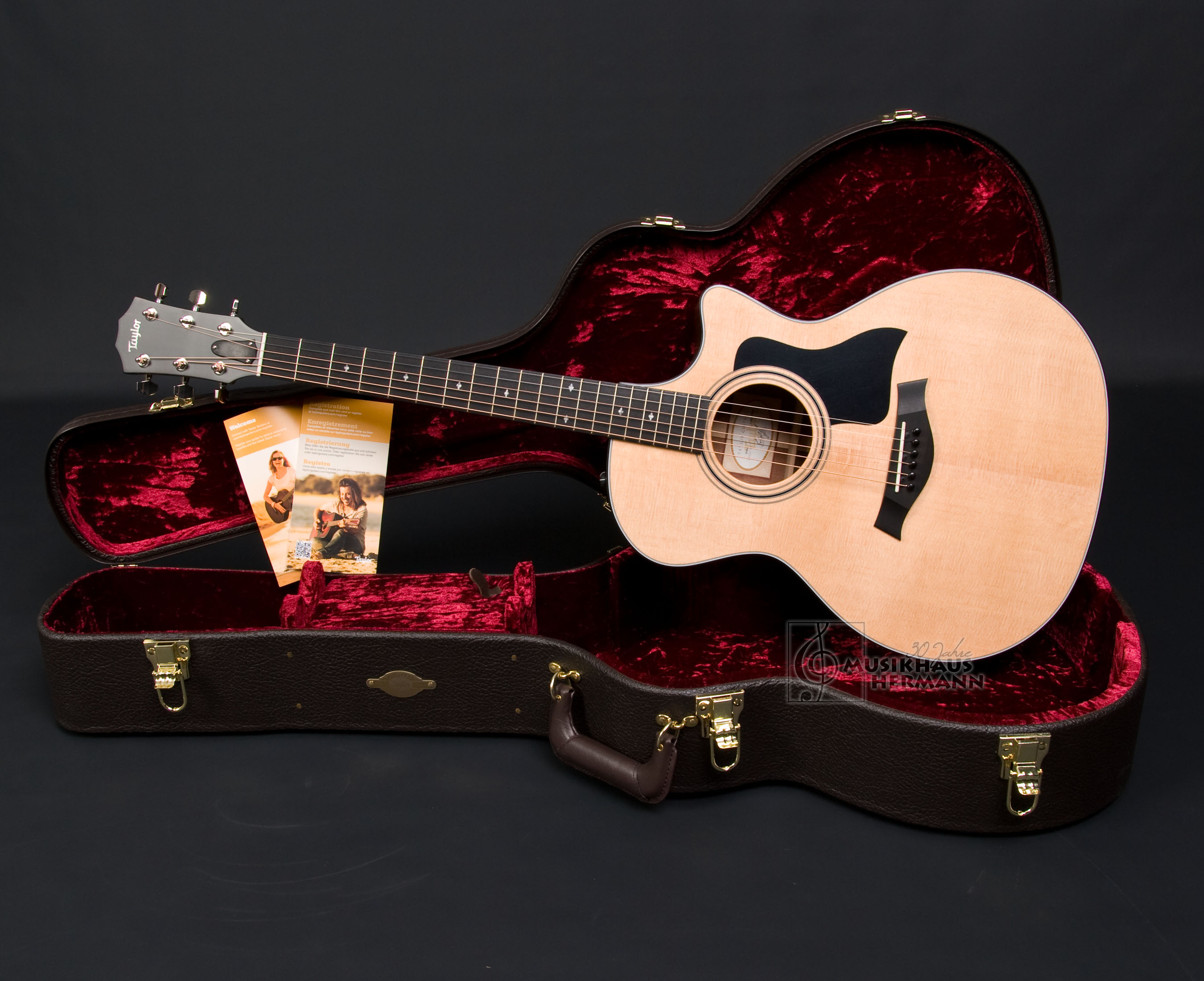 Taylor 314ce musikhaus hermann online shop for Musik hause