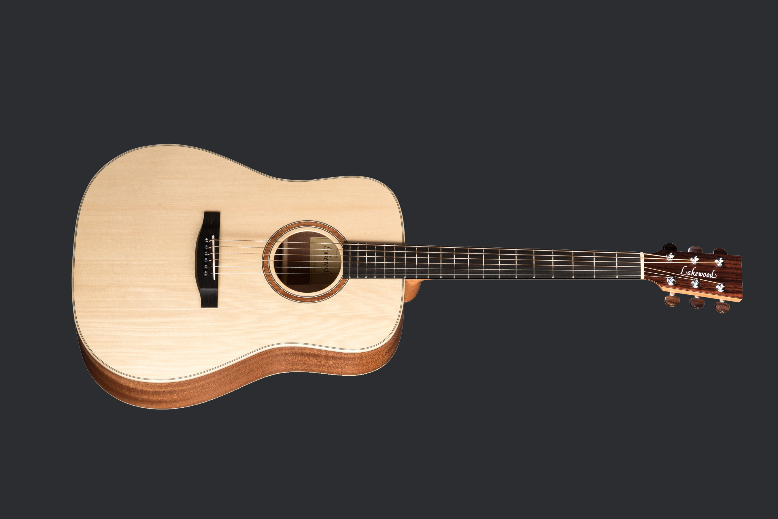 Lakewood D14 Dreadnought 1