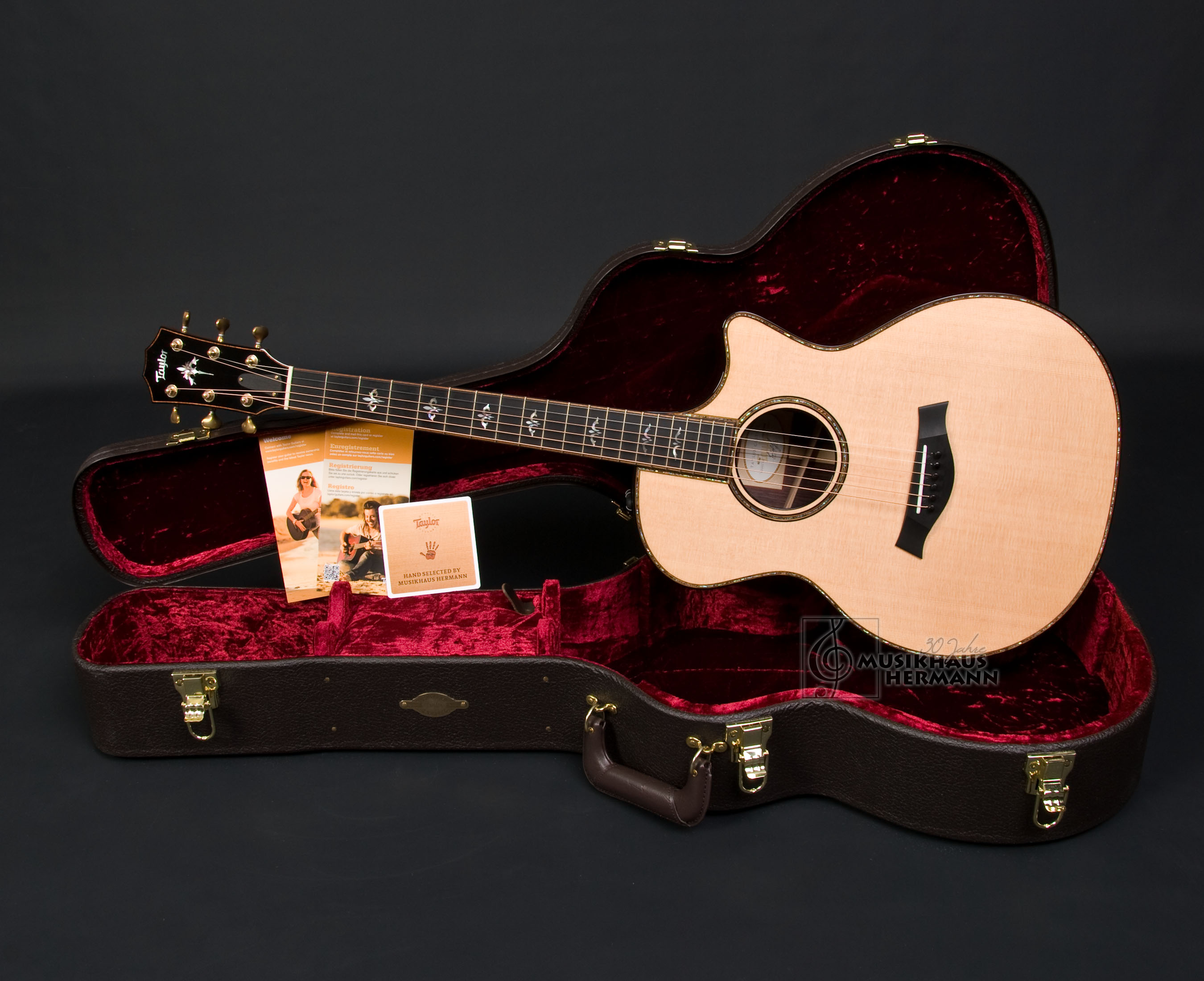 a6 5156 Taylor 914ce Grand Auditorium