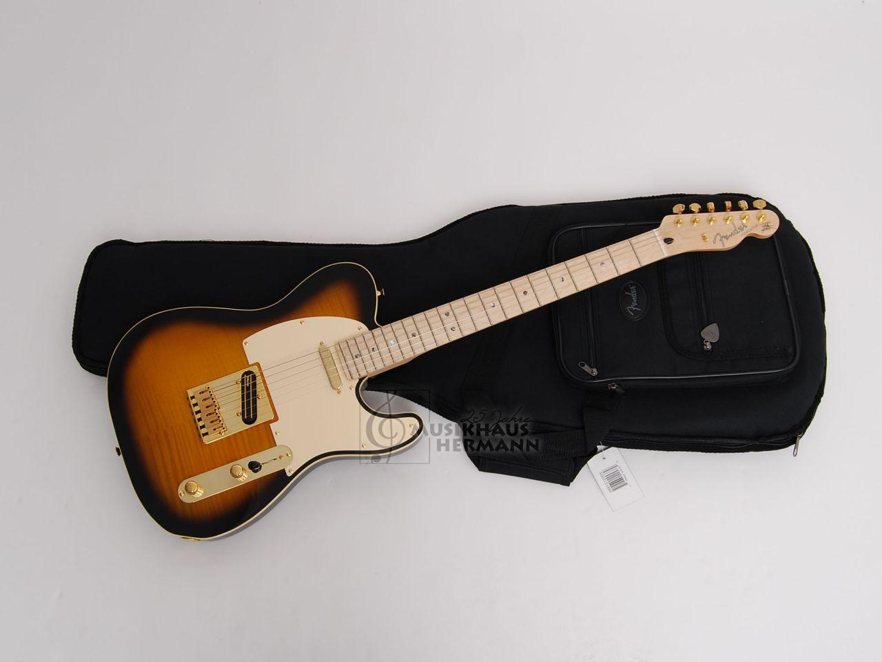 Fender Richie Kotzen Telecaster Brown Sunburst 0255202532
