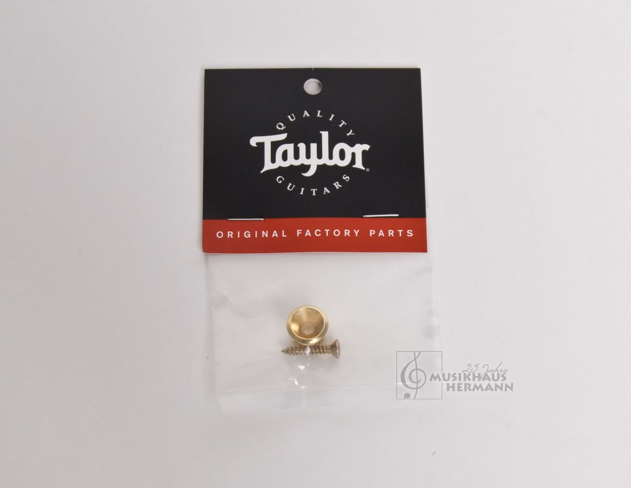 Taylor Strap Button - Gurtpin - gold