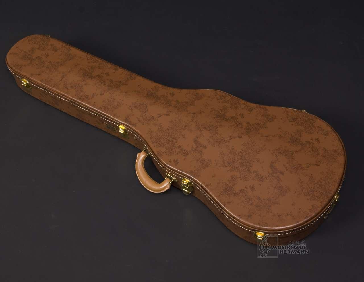 Koffer E-Gitarre Gibson Custom Shop braun - Les Paul Modelle ASCSCASE-NA