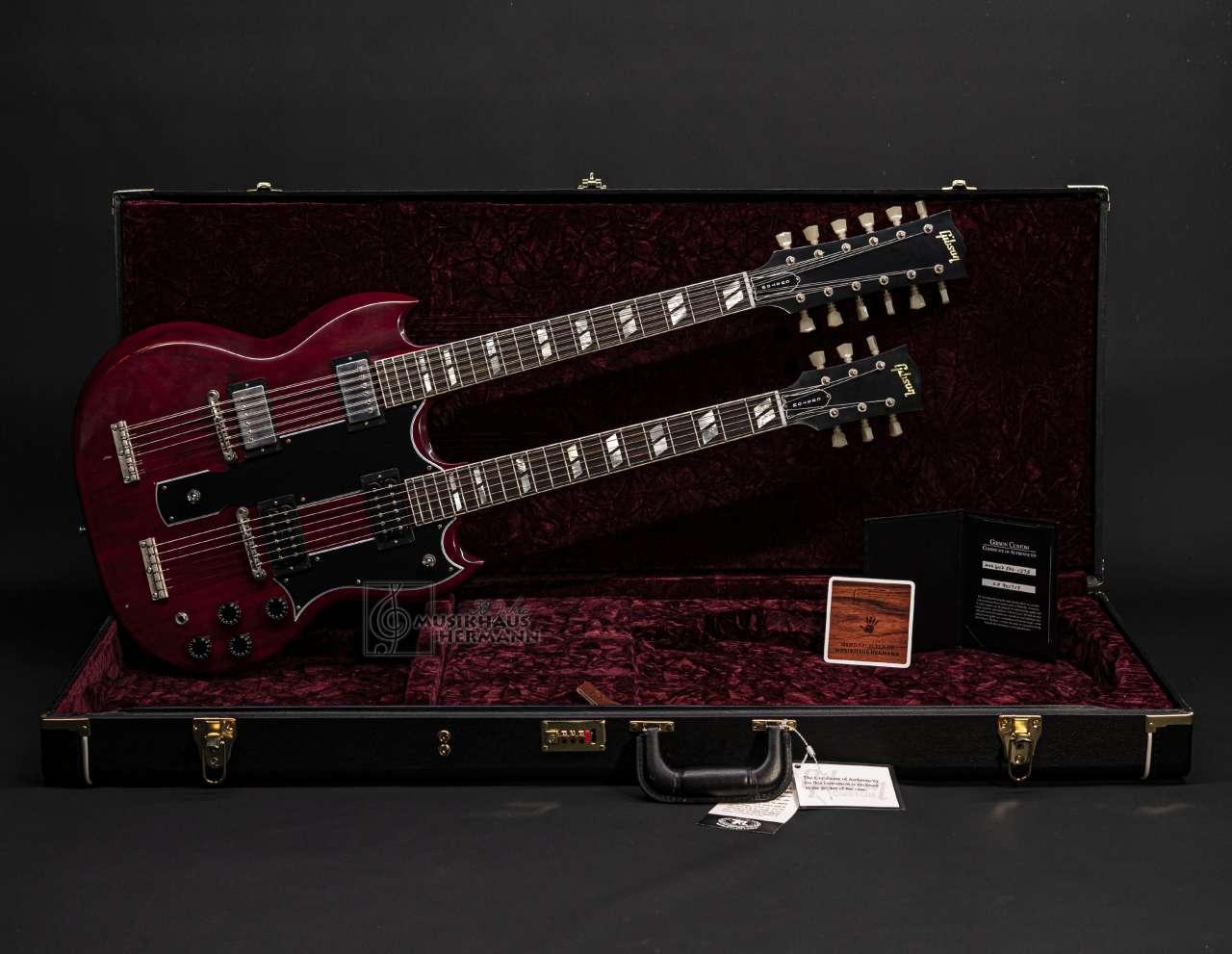 Gibson SG Doubleneck